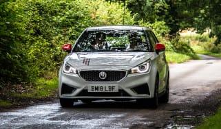 MG3 - driving