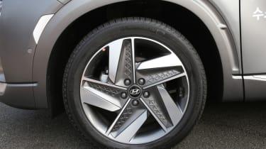 Hyundai NEXO alloy wheel
