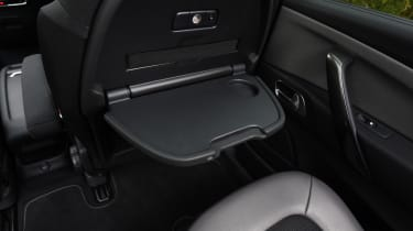 Citroen Grand C4 Picasso 2016 - seat trays