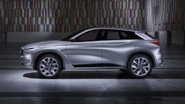 Infiniti QX Sport Inspiration - side