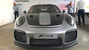 Porsche 911 GT2 RS - Goodwood full front