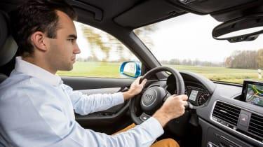 New Audi Q3 2015 inside
