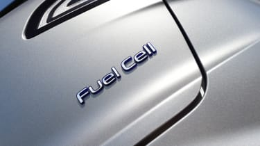 Hyundai Nexo - Fuel Cell badge
