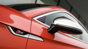 Audi S5 Sportback - sleek lines