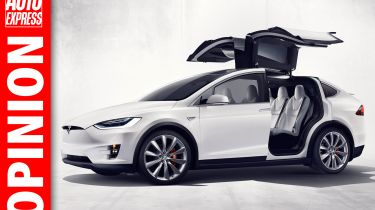 Opinion Tesla Model X