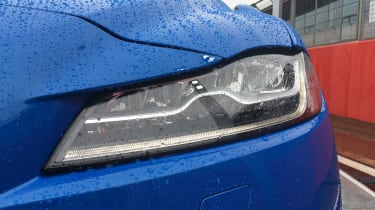 Jaguar F-Pace SVR - headlight
