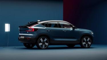 Volvo C40 Recharge - rear studio