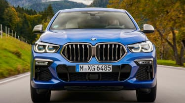 BMW X6 - full front