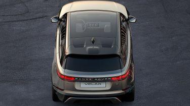 Range Rover Velar - rear teaser