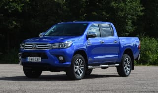 Used Toyota Hilux - front