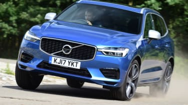 A to Z guide to electric cars - Volvo XC60 T8