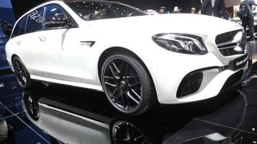 Mercedes-AMG E 63 Estate - Geneva front