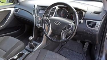 Used Hyundai i30 - dash