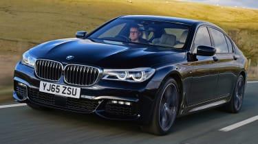 BMW 7 Series - best used luxury cars