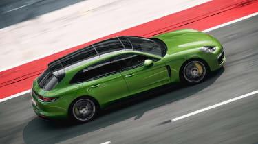 New 2018 Porsche Panamera GTS high