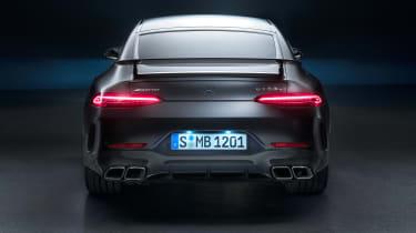 MercedesA-AMG GT four-door Coupe - rear