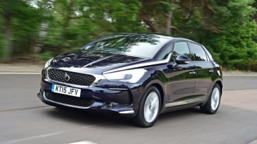 DS 5 drive - front