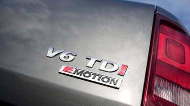 Volkswagen Amarok - badge