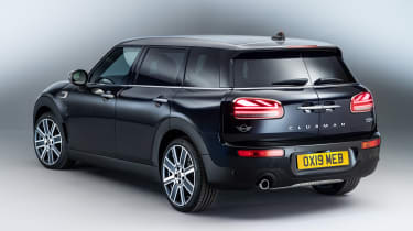 MINI Clubman - studio rear