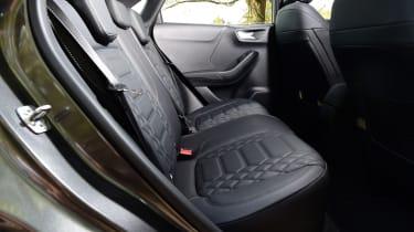 Ford Puma 1.0 Ecoboost ST Line Vignale  rear seats