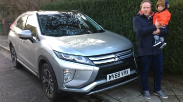 Mitsubishi Eclipse Cross long termer - headert