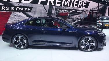 Audi RS5 2017 - Geneva side