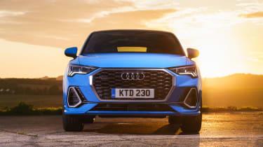 Audi Q3 Sportback - front