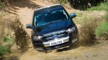 Ford Ranger 3.2 TDCi 2016 - off road