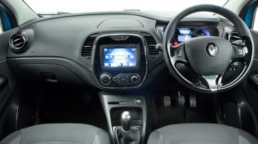 Used Renault Captur - dash