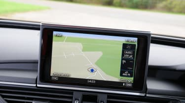 Used Audi A7 Sportback - sat-nav
