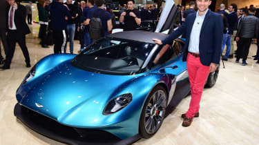 Geneva Show stars 2019 - James Batchelor