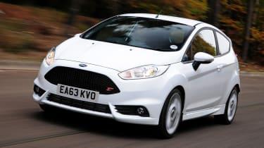 Ford Fiesta ST-1 - front
