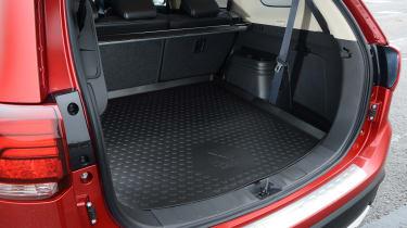 Mitsubishi Outlander - boot