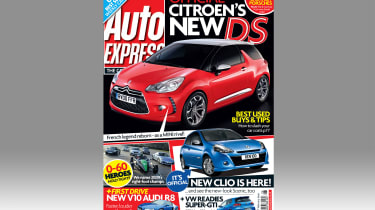 Auto Express Issue 1,050
