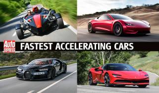 Fastest accelerating - header