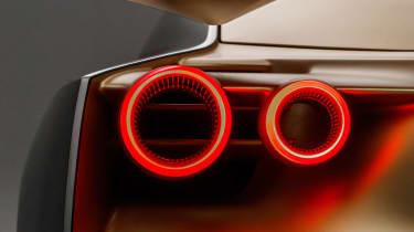 Nissan GT-R50 - taillight