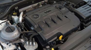Used Skoda Octavia - engine