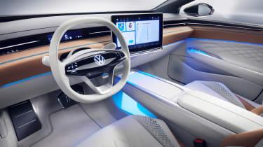 Volkswagen ID. Space Vizzion - dash