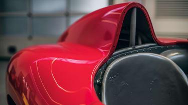 Ferrari Classiche - bodywork