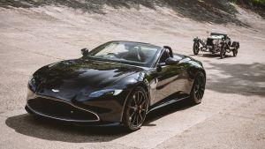 Aston Martin A3 Vantage Roadster - range