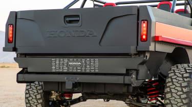 honda roav concept rear