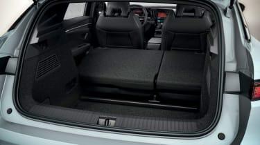 Renault Megane E-Tech Electric SUV - boot