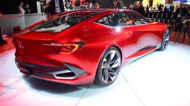 Acura Precision - rear quarter show