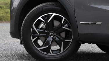 DS 3 Crossback - wheel
