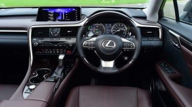 Lexus RX - dash