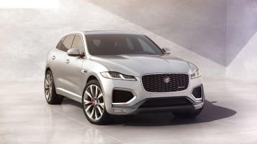 New Jaguar F-Pace R-Dynamic Black