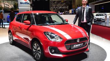 Suzuki Swift - Sam Naylor's Geneva Motor Show star