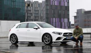 Mercedes A 200 AMG Line long termer - final report header