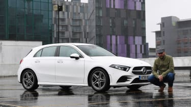 Mercedes A 200 AMG Line long termer - final report header