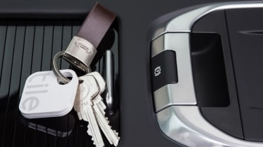 Land Rover Discovery Sport MY2107 - tile key